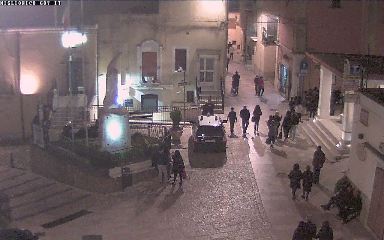 WEBCAM PIAZZA UNITA' D'ITALIA